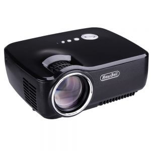 . Hausbell Mini Projector Portable