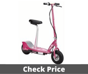 best budget electric scooter for adults with Seats