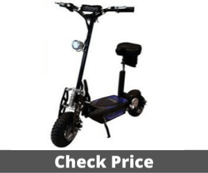 Best electric scooter for large adults