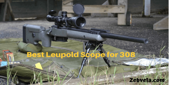 Best scope for 308 rifles