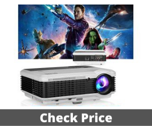 best projector for gaming under 500