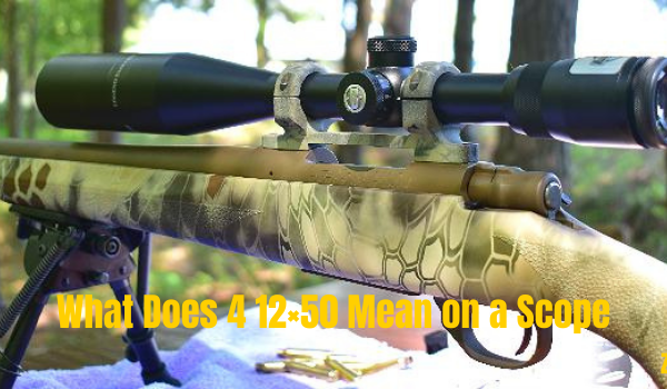 What Does 4 12×50 Mean on a Scope