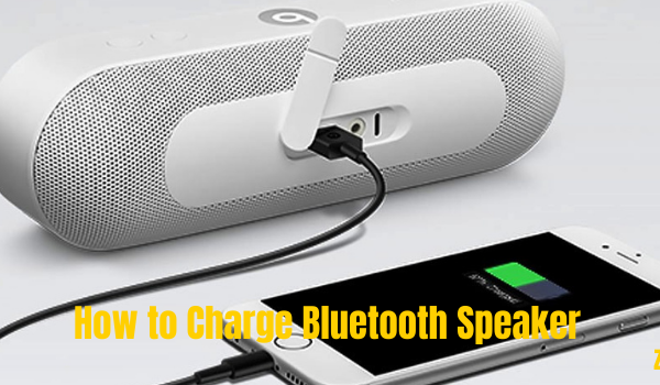 How to Charge Bluetooth Speaker