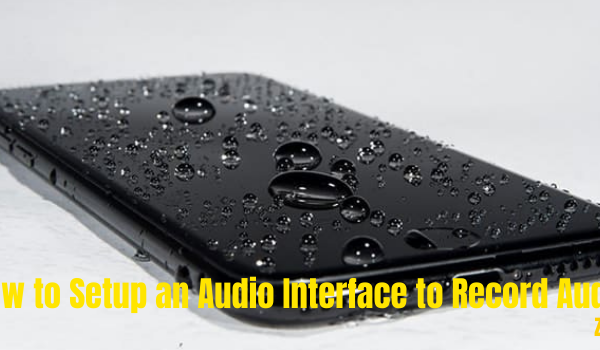 How to remove water from phone speaker